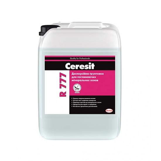 Грунтовка дисперсионная Церезит (Ceresit) R 777,10 л