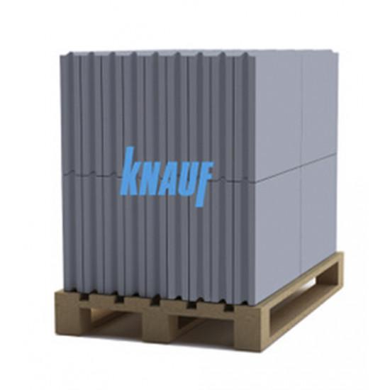 Гипсоплита пазогребневая Кнауф (Knauf) 80*500*667 мм