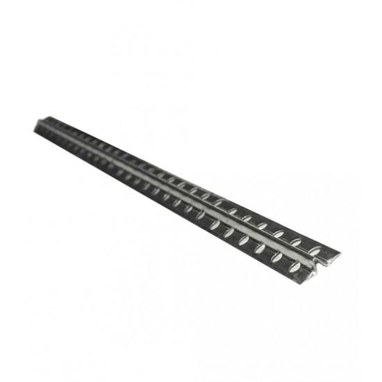 Рейка маячная оцинкованная Премиум 10 мм 2,5м