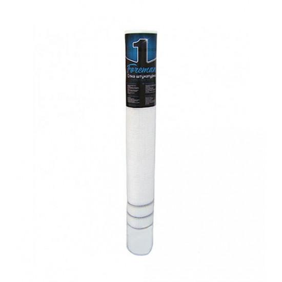 Стеклосетка Фореман (Foreman) ячейка 5х5 мм, плотность 75 г/м2, 50 кв.м