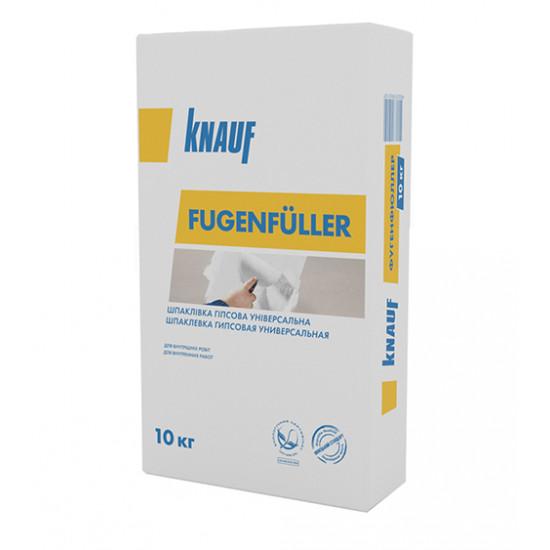 Шпаклевка гипсовая Кнауф (Knauf) Фугенфюллер, 10 кг