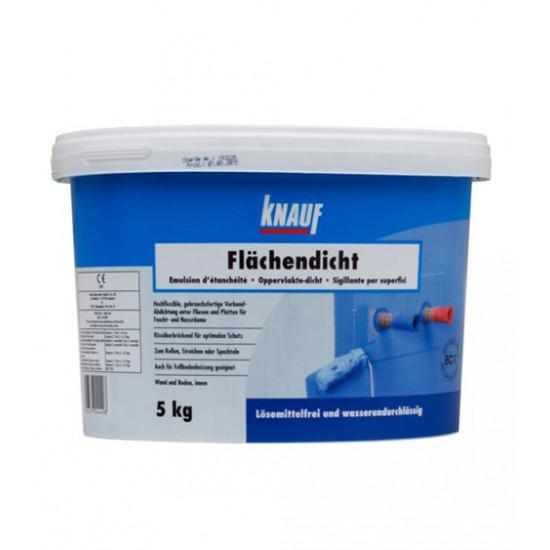 Гидроизоляция Кнауф (KNAUF) Флэхендихт, 5 кг