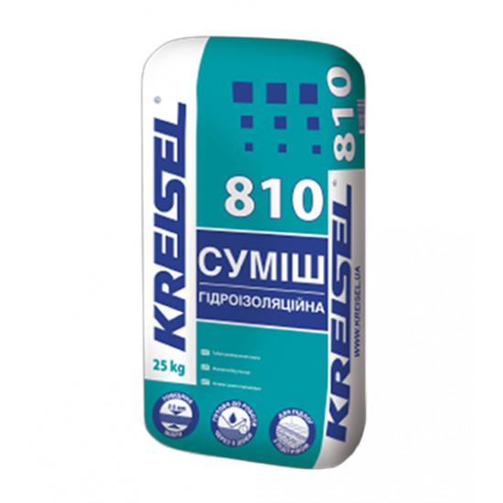 Гидроизоляционная смесь Крайзель (Kreisel) 810, 25 кг
