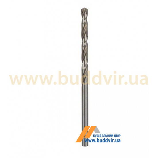 Cверло по металлу BOSCH, HSS-G, 6х93 мм