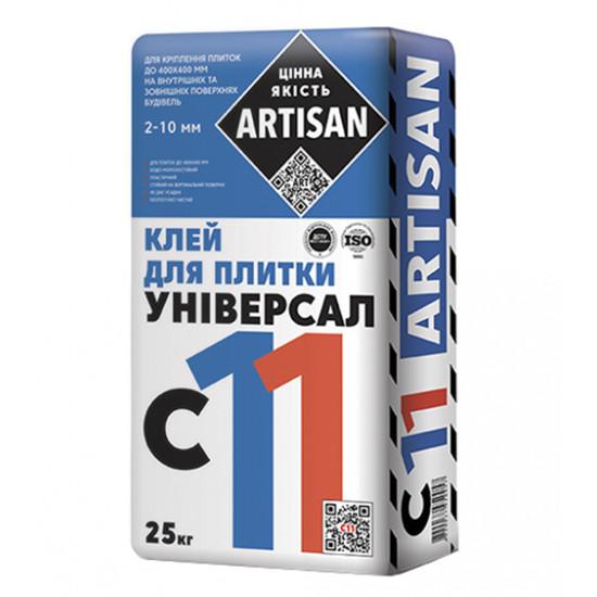 Клеящая смесь универсальная Артисан (Artisan)  С-11, 25 кг