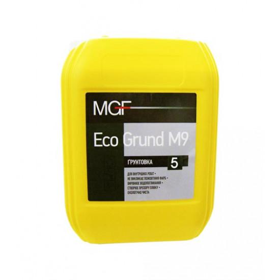 Грунтовка МГФ (MGF) Eco Grund M9, 5 л