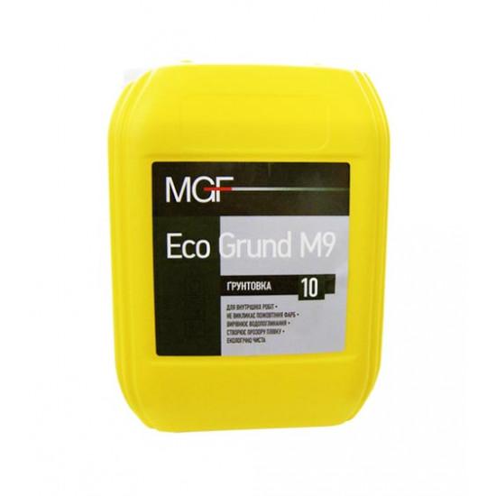 Грунтовка МГФ (MGF) Eco Grund M9, 10 л