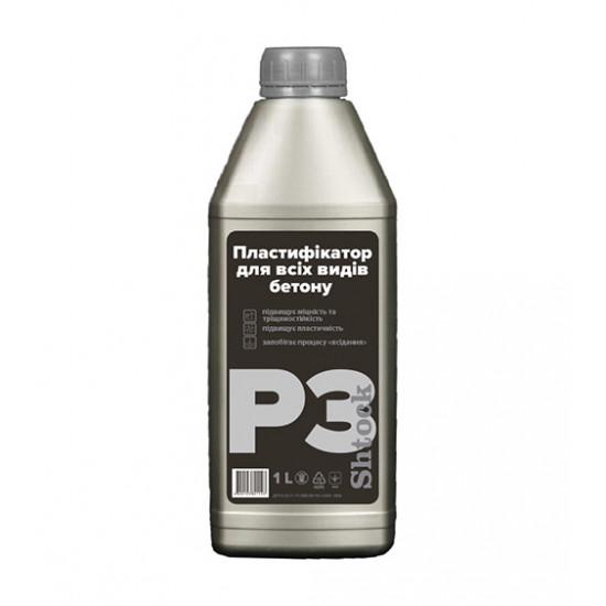 Пластификатор для всех видов бетона Р3 Shtock, 1 л