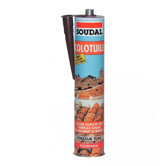 Полиуретановый герметик Соудал (Soudal) Colotuile, 310 мл