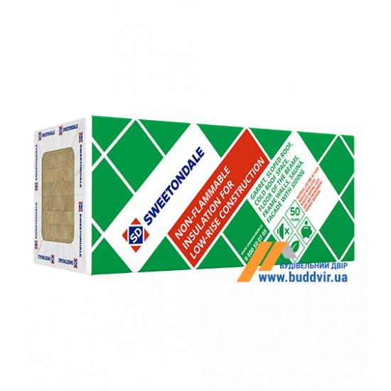 Базальтовая вата ТЕХНОНИКОЛЬ (TEHNONIKOL) Роклайт, 50х600х1200 мм, пл.30 (5,76 м.кв.)
