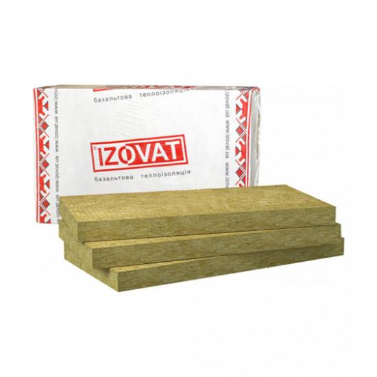 Базальтовая вата Изоват  50х600х1000 мм (2,4 м.кв)