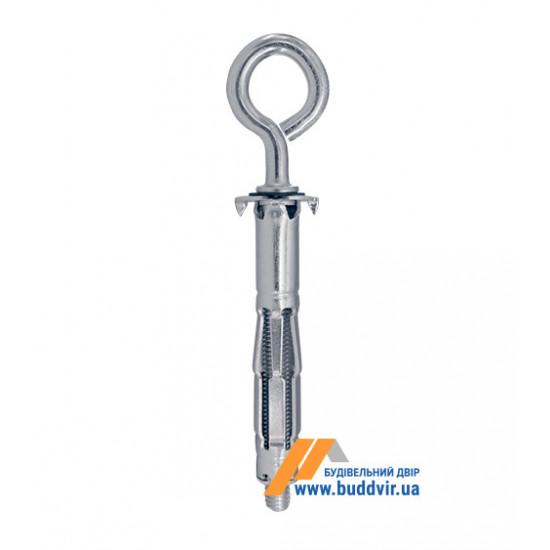 Дюбель для пустотелых основ Молли с закрытым кольцом 4*38 мм (1 шт)