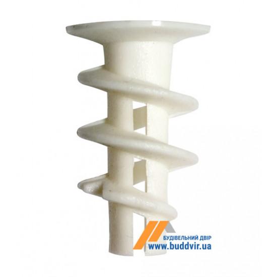 Дюбель полипропиленовый ALFA/EMFS 6*28 мм (1 шт)