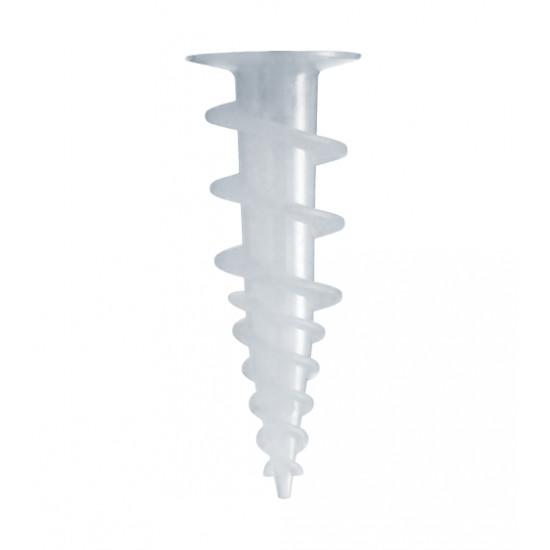 Дюбель нейлоновый ALFA/TURBO 10*35 мм (1 шт)
