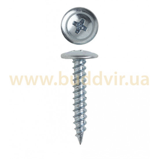 Саморез по металлу с пресс-шайбой 4,2х19 мм (1000 шт)