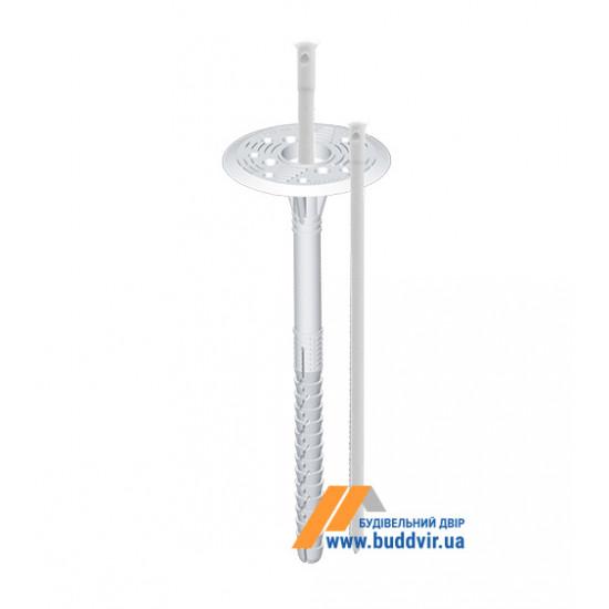 Дюбель термоизоляционный с пластиковым гвоздем, Шток (Shtock), 10*160 мм (100 шт)