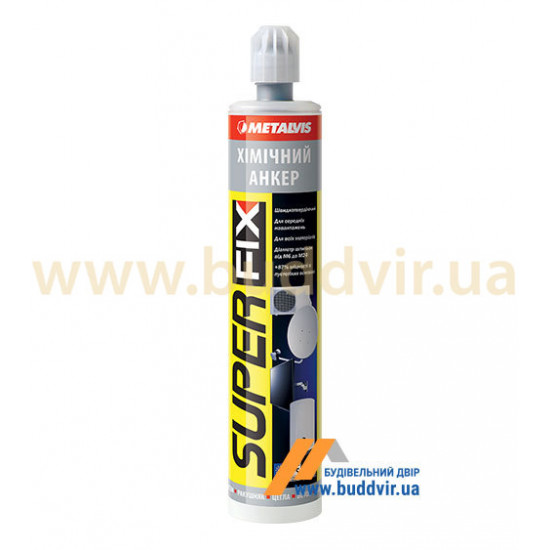 Анкер химический Соудал (Soudal) MVIS Superfix 300 мл