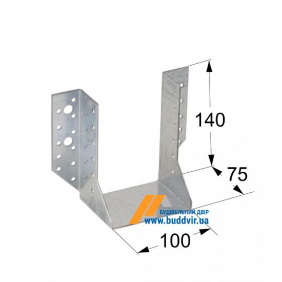 Крепление балки Домакс (Domax) 100*140*2 мм