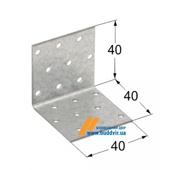 Уголок равносторонний Домакс (Domax) 40*40*40*2 мм