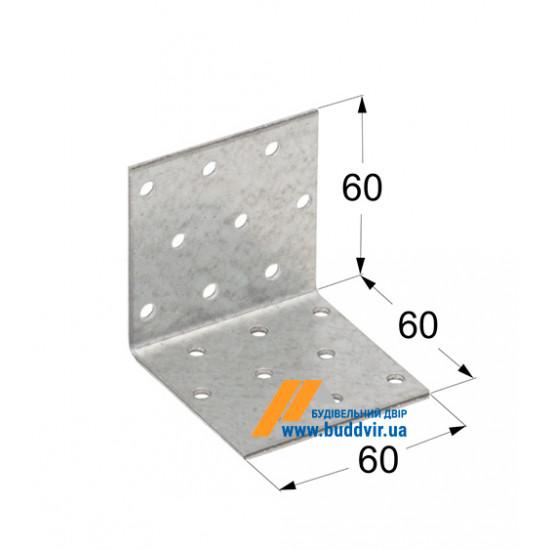 Уголок равносторонний Домакс (Domax) 60*60*60*2 мм