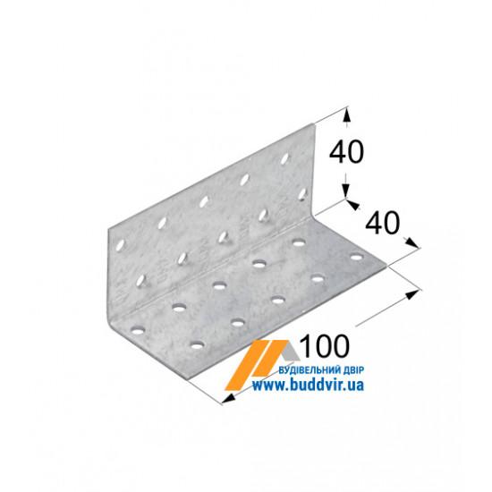 Уголок равносторонний Домакс (Domax) 40*40*100*2 мм
