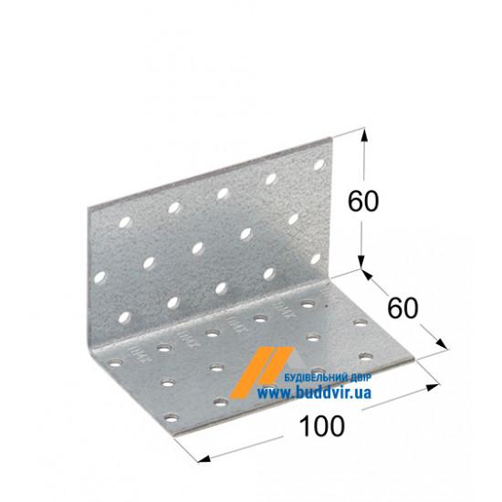 Уголок равносторонний Домакс (Domax) 60*60*100*2 мм