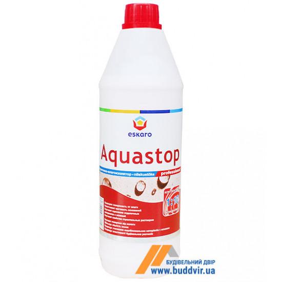 Грунтовка Эскаро (Eskaro) Aquastop Professional, 1 л