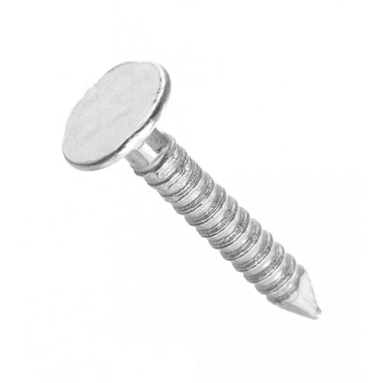 Гвозди кровельные кольцевые оцинкованные АМЕКС (AMEX) 3,1х30 мм, 5 кг