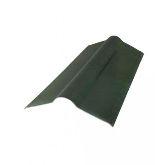 Гребень зеленый Ондулин (Ondulin) 1000 мм