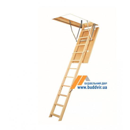 Чердачная лестница Факро (Fakro) LWS Smart, 600*1200 мм