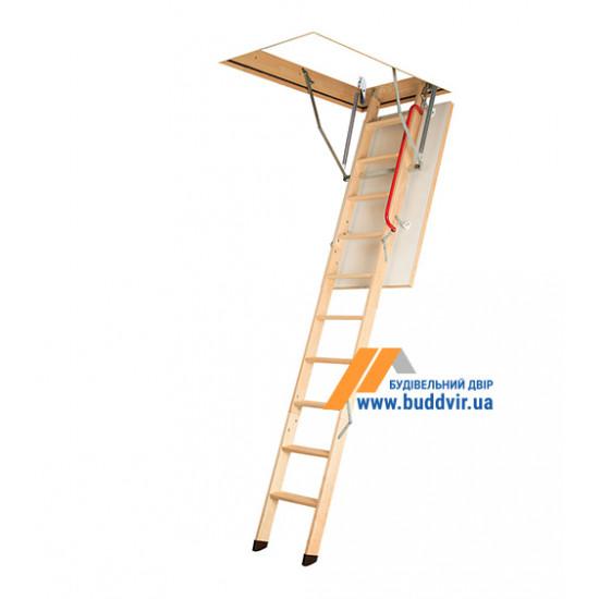 Чердачная лестница Факро (Fakro) LWK Komfort, 600*1200 мм
