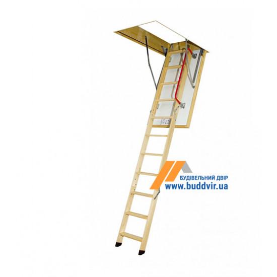 Чердачная лестница Факро (Fakro) LTK Thermo, 700*1300 мм