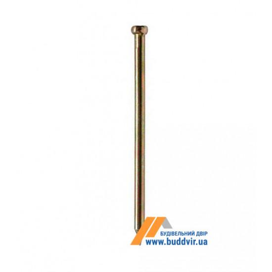Гвозди столярные, цинк желтый, 1,6*30 мм (100 г)