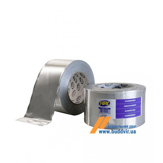 Лента алюминиевая односторонняя НРХ, AL7550, 75мм*50м
