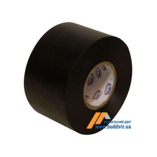 Изолента ПВХ HPX 52300 IB5033, черная, 50мм*33м