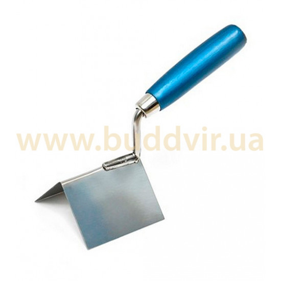 Мастерок штукатурный для внешних углов, 80х60х60 мм