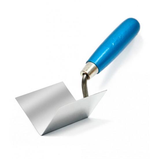 Мастерок штукатурний для внешних углов, 80х60х60 мм