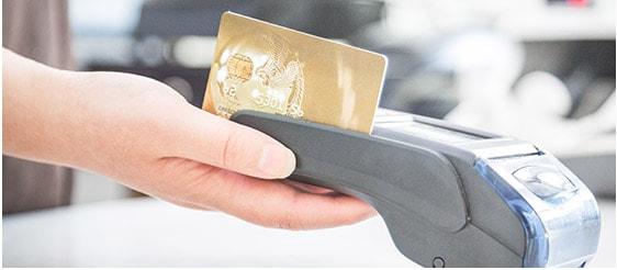 оплата платежной картой